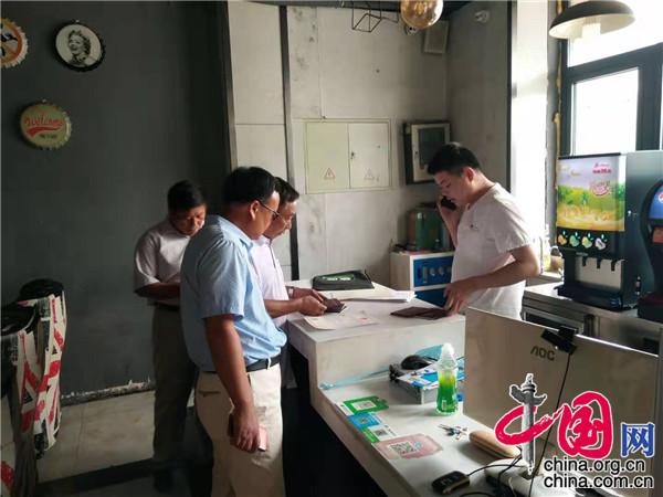 江苏新沂市窑湾镇打造一流优质文化市场环境