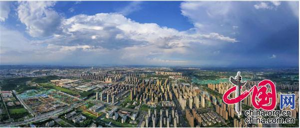 """江苏徐州金龙湖街道试点市级""""产城人融合""""集成改革"""