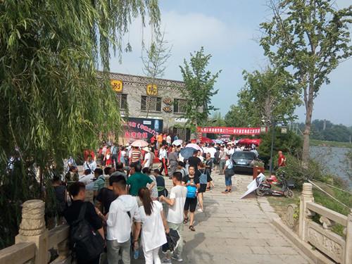 华豫之门走进运河畔千年古镇窑湾