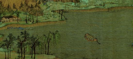 曹星原:王之希孟《千里江山图》的国宝之路