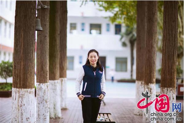 郭金娟:爱心育人做最受欢迎的老师