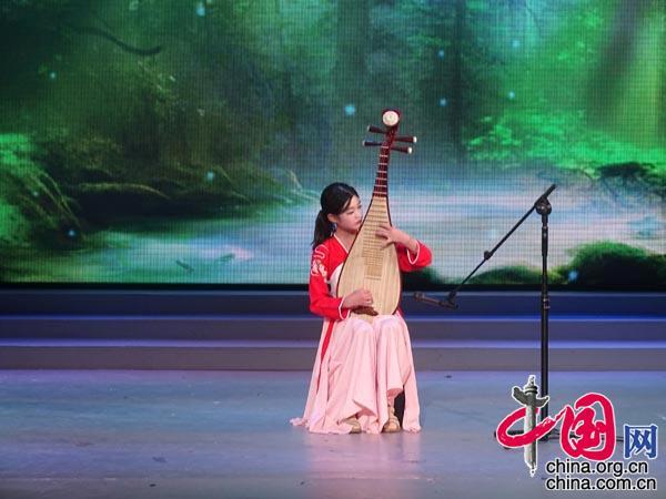 "CCTV""七彩星球""第十三届国际校园艺术节华东赛区成功举行"