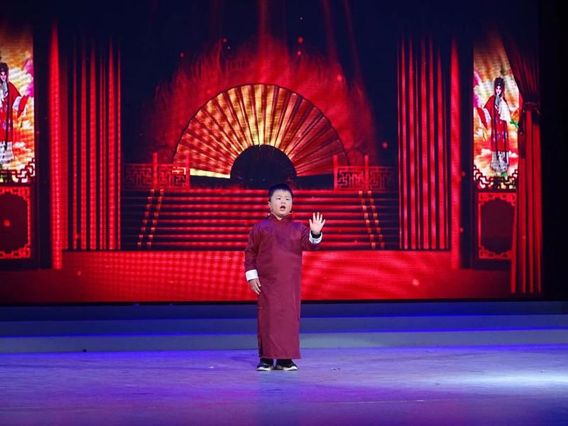 2020春晚、我来了--CCTV《七彩星球》环球春晚暨全国艺术人才展演华东(江苏)赛区成功举行