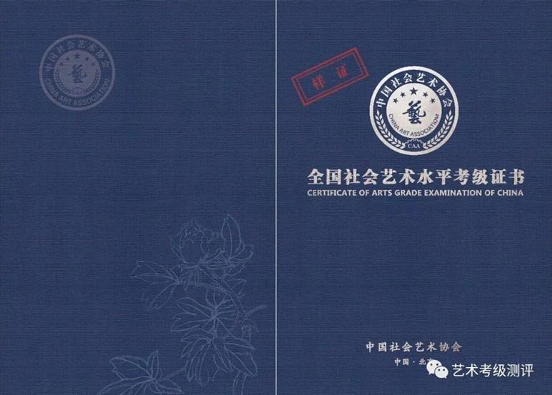 2021-2022年中国社会艺术协会艺术考级报名工作火热进行中