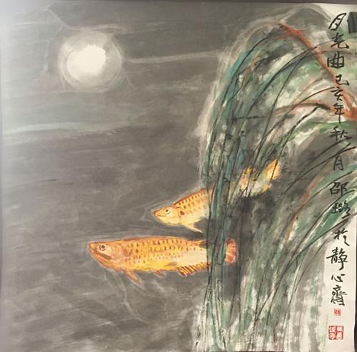 国画家邵璐作品欣赏