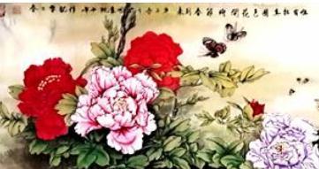 笔墨丹青一世情―实力派画家李雨峰