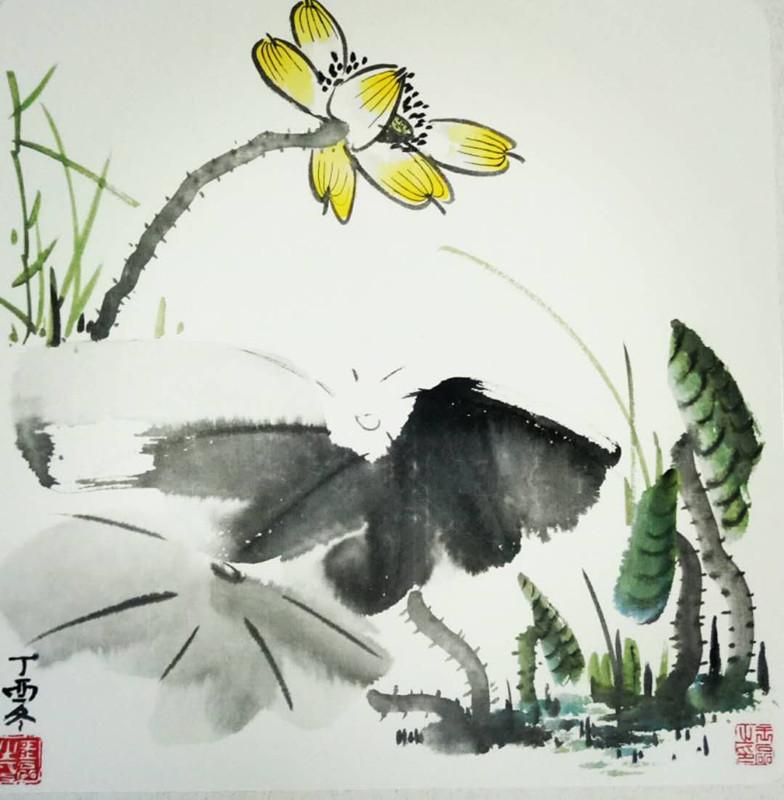 青年书画家王磊小品赏析