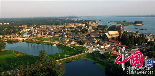 新沂市窑湾镇大手笔谱写美丽小城镇建设新篇章