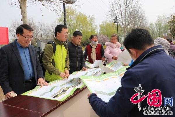 民革徐州市委送科技下乡走进窑湾镇
