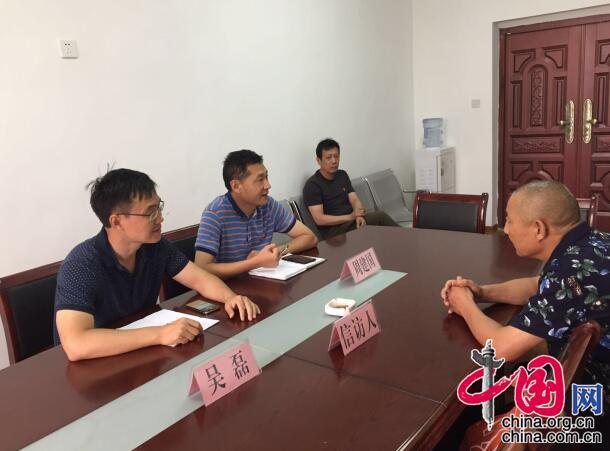 江苏徐州市经济开发区大庙街道源头治理化解积案